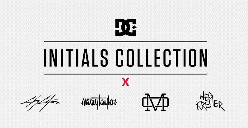 Initials Collection