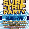 Surftrip party 2011 vol. VII 18. 11. Radost FX