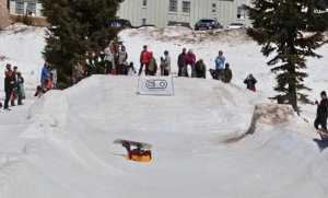 Airblaster opajcol Shred it All Spring Session 2015