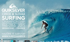 Teaser na Quiksilver & Roxy Czech and Slovak Championship 2015