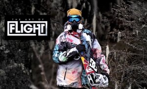 Top snowboardové video The Art of Flight v telke