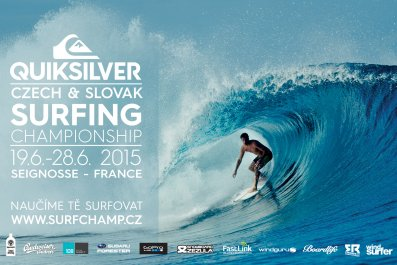 QUIKISLVER CZECH AND SLOVAK SURFING CHAMPIONSHIP