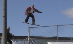Lib Tech na Na Dew Tour Breckenridge 2016 Team Challenge