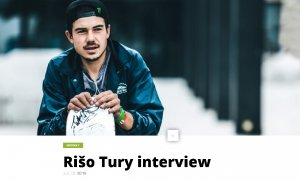 Rišo Tury v interview pre Monster