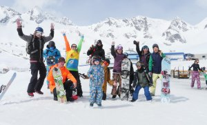 Snowstars Family Camp Stubai 2016