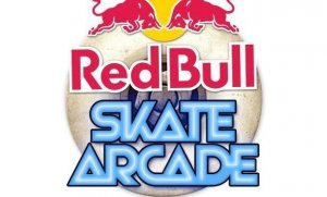 Red Bull Skate Arcade 2016 a druhý level - kickflip