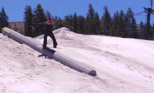 Woodward Tahoe - Jeremy Jones a Joe Sexton