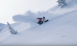 Powder runs s Nils Mindnich
