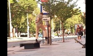 Slovenské FUCK HD skate video