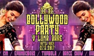 Bollywood Party v Luna Bare