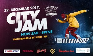 Avalanche Risk City Jam v Novom Sade