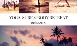 Roxy joga & surf & body Srí Lanka