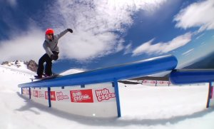 High Cascade Snowboard Camp Session 3 - Video Highlights