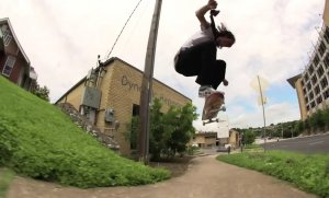 DC SHOES: Evan Smith a Light - Sound - Brain, časť 3