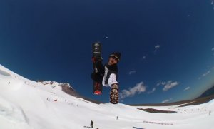 High Cascade Snowboard Camp Session 2 - Summer Snowboarding