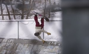 Scott Stevens a jeho part zo Stronger