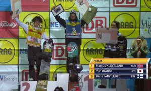 Highlights z Big Air v Monchengladbachu - chalani