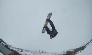 Red Gerard a jeho backcountry