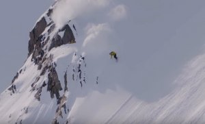 Colin Spencer a jeho backcountry full part