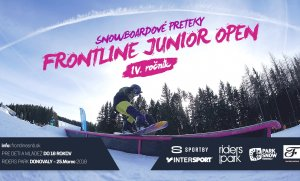 Pozvánka na Frontline Junior Open 2018