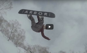 Emil Ulsletten a jeho backcountry part