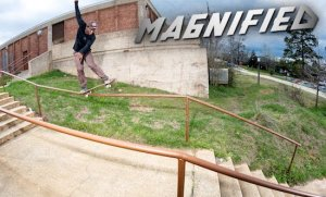 Magnified: Zion Wright
