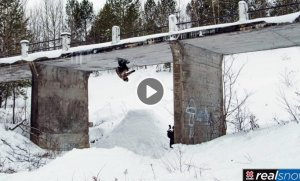 Frank Bourgeois - X Games Real Snow 2018