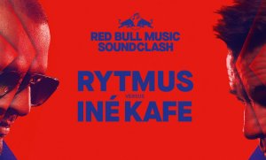 Red Bull Music Soundclash - Rytmus vs. Iné Kafe