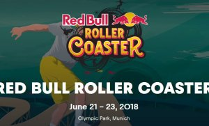 Red Bull Roller Coaster live stream na Red Bull TV