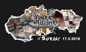 You are Welcome - premiéra Šurany