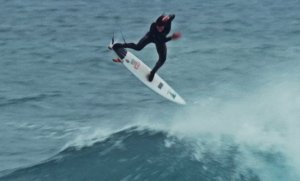 Metal na surfe - Brendon Gibbens