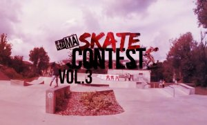 Video z DziMÄ skate contest vol.3