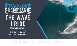 Premietanie: The Wave I Ride