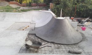 Little Burn Side Stupava skatepark