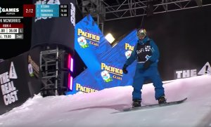 Mark McMorris a jeho Big Air striebro na X Games v Aspene