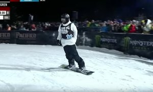 Bronzový Sven Thorgren na Big Air X Games 2019