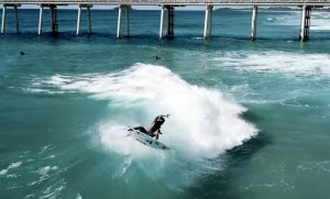 Filipe Toledo na Gold Coast