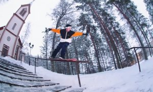 X Games - Real Snow 2020 a Rene Rinnekangas