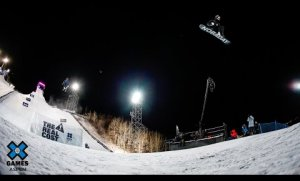 Max Parrot a zlato na Big Air X Games v Aspene