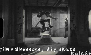 You´re welcome - film o Slovenskej D.I.Y. skate kultúre
