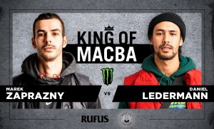 King Of Macba 2020 – Marek Zápražný vs. Daniel Ledermann