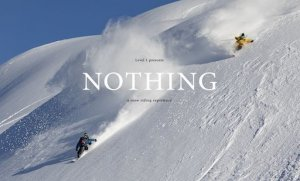 Powder video Nothing s powdersurfom a aj na doske