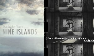 Slovenské leto s Adrenalin Film Festivalom – Premietanie filmov The Right Place - Nine Islands a You are welcome