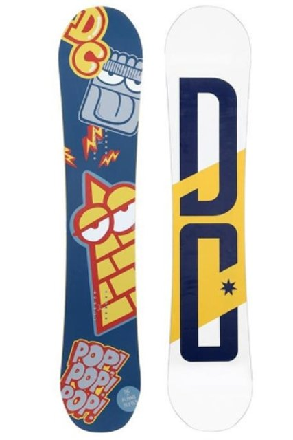 snowboard DC shoes KL PLY