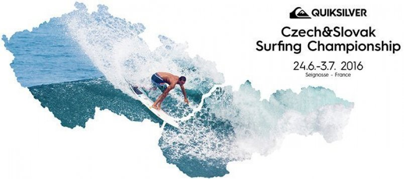 Quiksilver & Roxy Czech and Slovak Surfing Championship 2016
